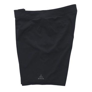 "prAna Sediment Short 8"" Inseam Size 38 Black"